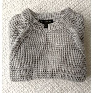 Banana Republic Soft Gray Sweater - S